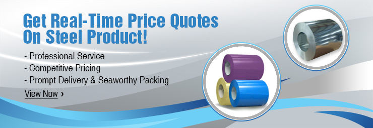 Get Real-time Price Quotes on Steel Products with Professional Service and Prompt Delivery on OKorer