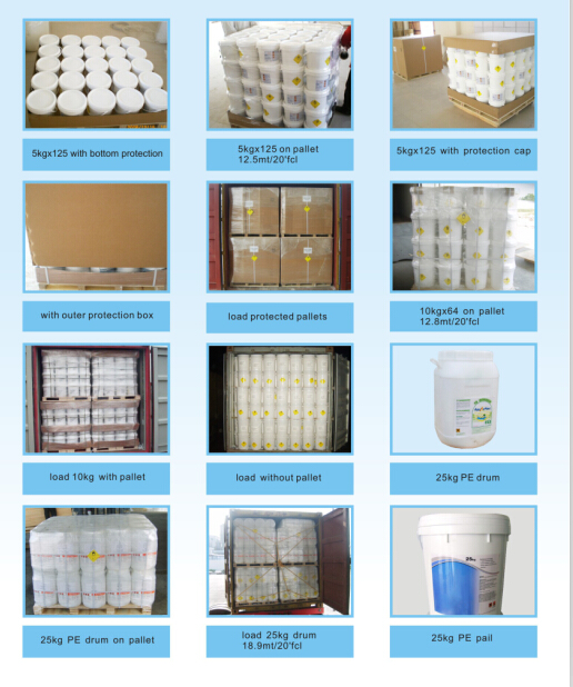 Cyanuric Acid 98.5% Granular  High Quality