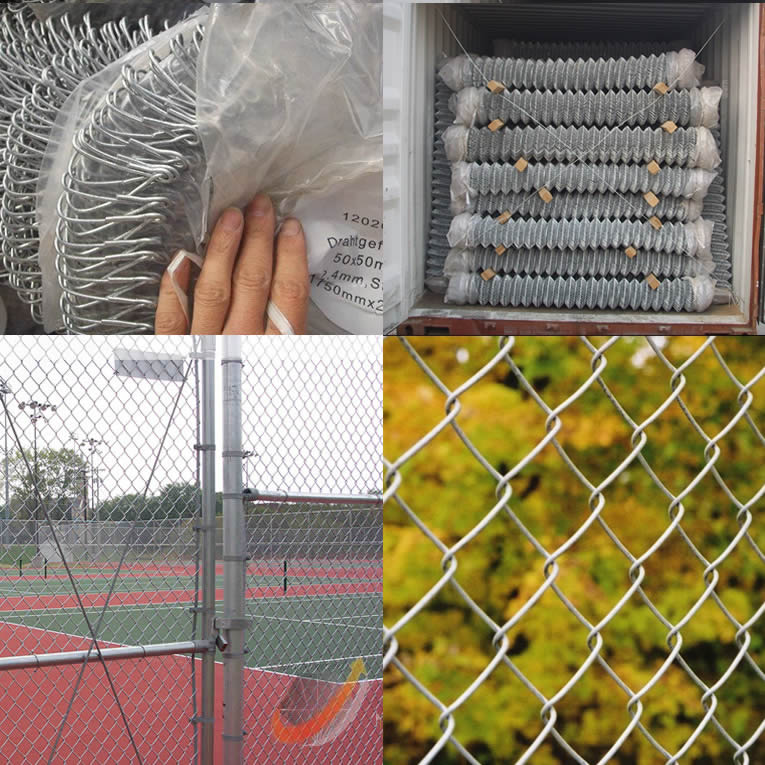 Buy Chain Link Wire Mesh Fence Price Size Weight Model