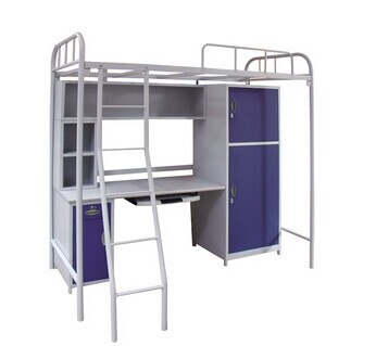Apartment Metal Bed, High Quality and Good Price