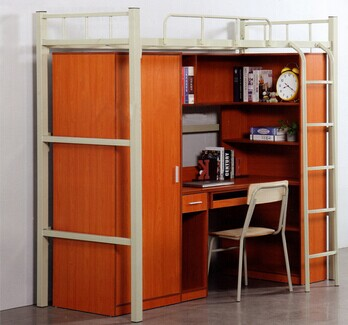 Apartment Metal Bunk Bed, Good Quality and Price