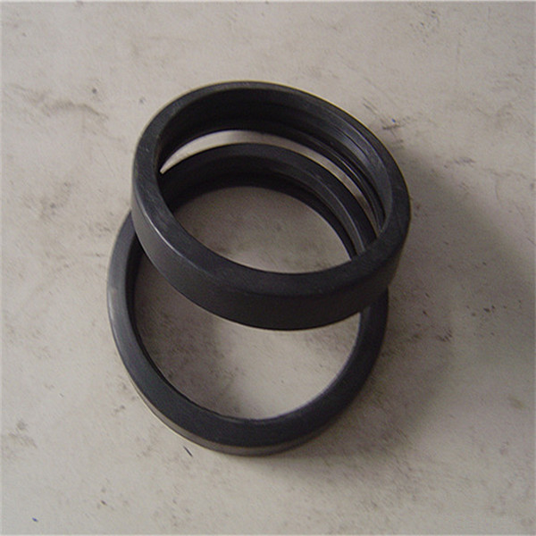 Buy concrete pump pipe fitting rubber seal gasket for