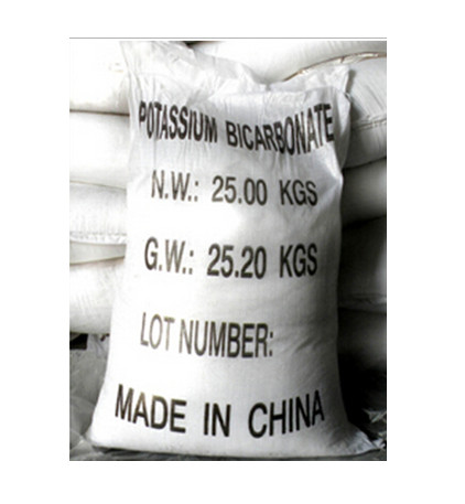 Potassium Bicarbonate Chemical Powder for Construction