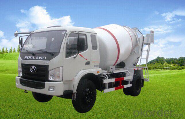 Mini Concrete Mixer Truck Zjk603uh03f Best Seller