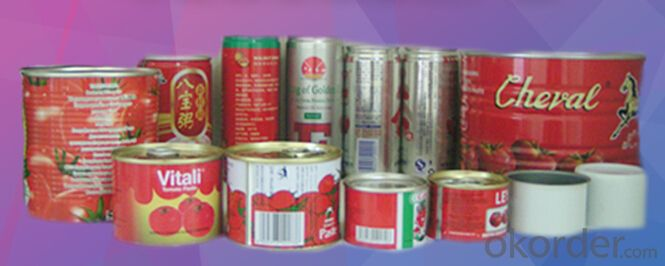 Prime Quality Tinplate Products for Food Cans Use