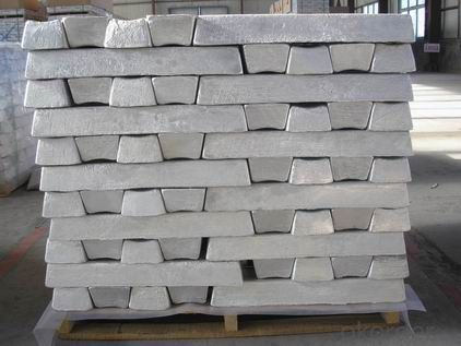 Magnesium Ingot-Mg99.90 1000kg For Each Pallet