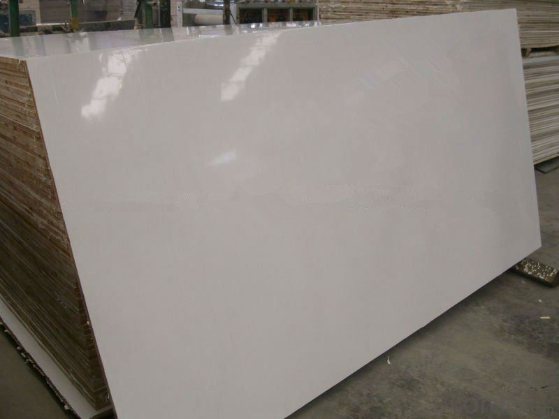 POLYESTER FACED PLYWOOD OVERLAY PLYWOOD