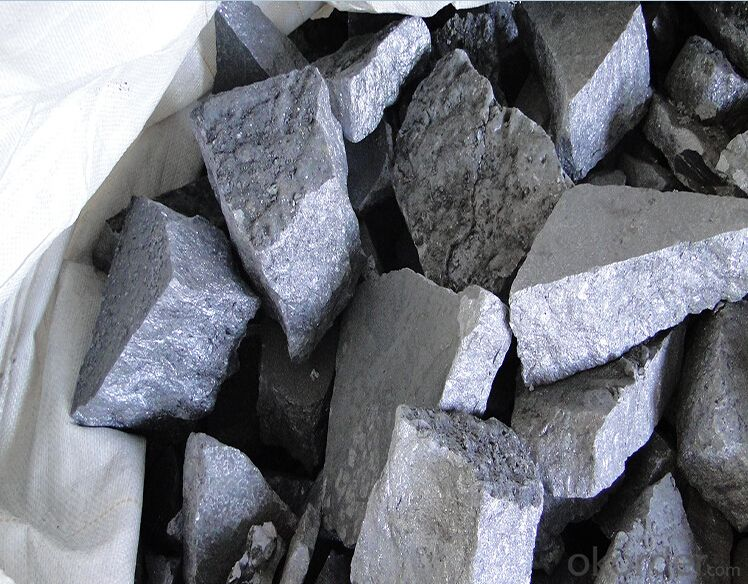 Ferro Silicon Used For Steel Making CNBM China