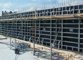 Film Faced Pywood for Construction Eucalyptus Core