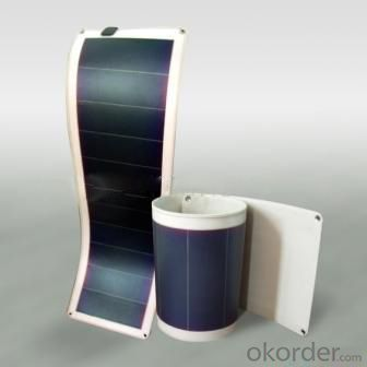 China Flexible Solar Cell Roll with Long-term Stability,Reliability and Performance