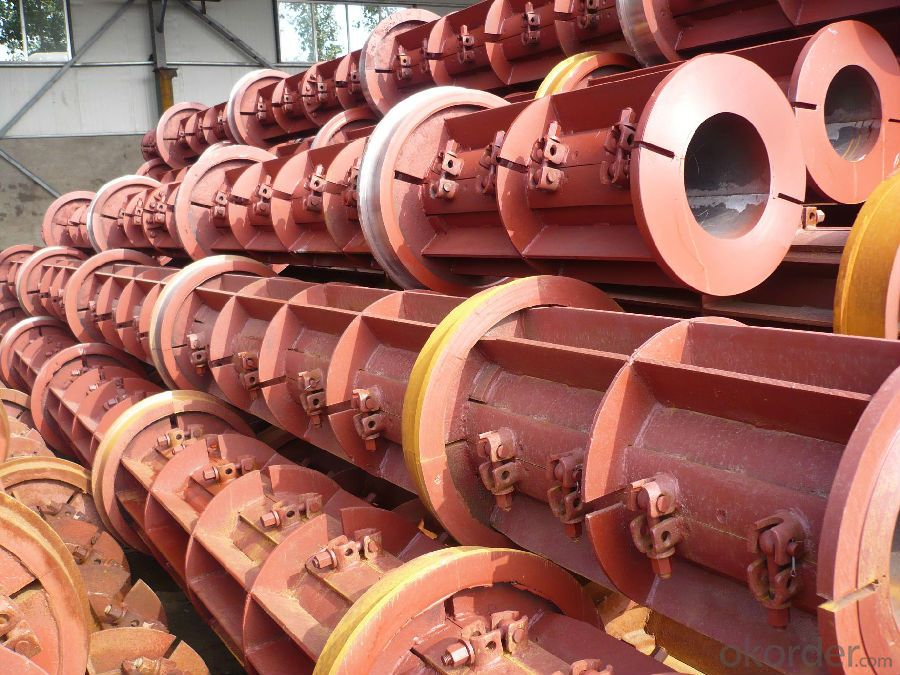Concrete Pole Weights : Buy concrete pole plant mould meters price size weight