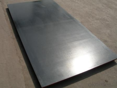 Black Film Faced Plywood Poplar Core for form work