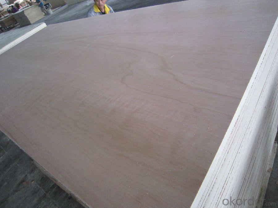 Cedar Wood Veneer Commercial Plywood Thin Board