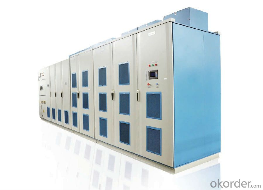 Medium Voltage Drive VFD 2000KW 10KV HIVERT-Y 10/154