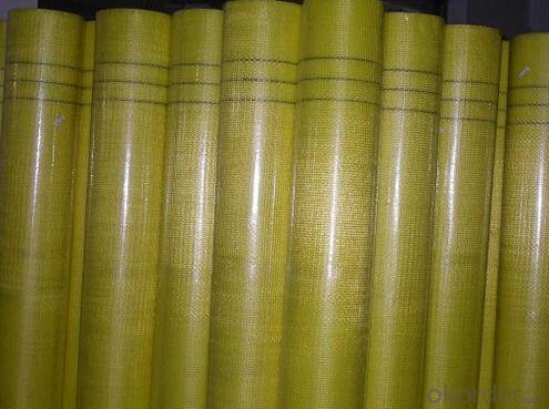 Fiberglass Mesh Cloth 125g/m2 5X5mm, 4X4mm