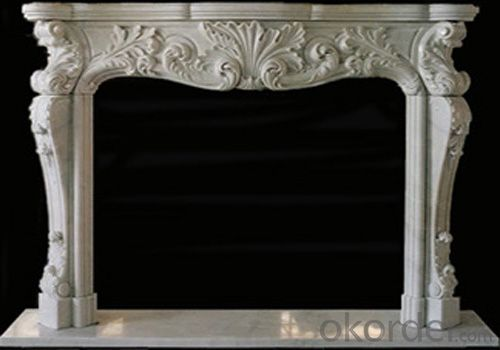 Custom Cultured Insert The Marble Fireplaces