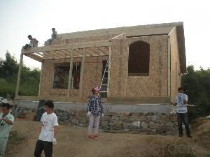Prefabricated House with ​Tourist Villa Project