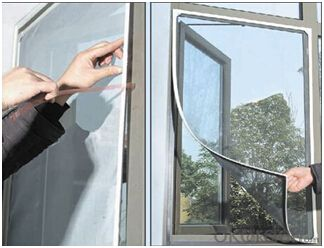 Easy Operation Magnetic Screen Window