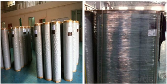 High Glossy Hologram Membrane Press PVC Film