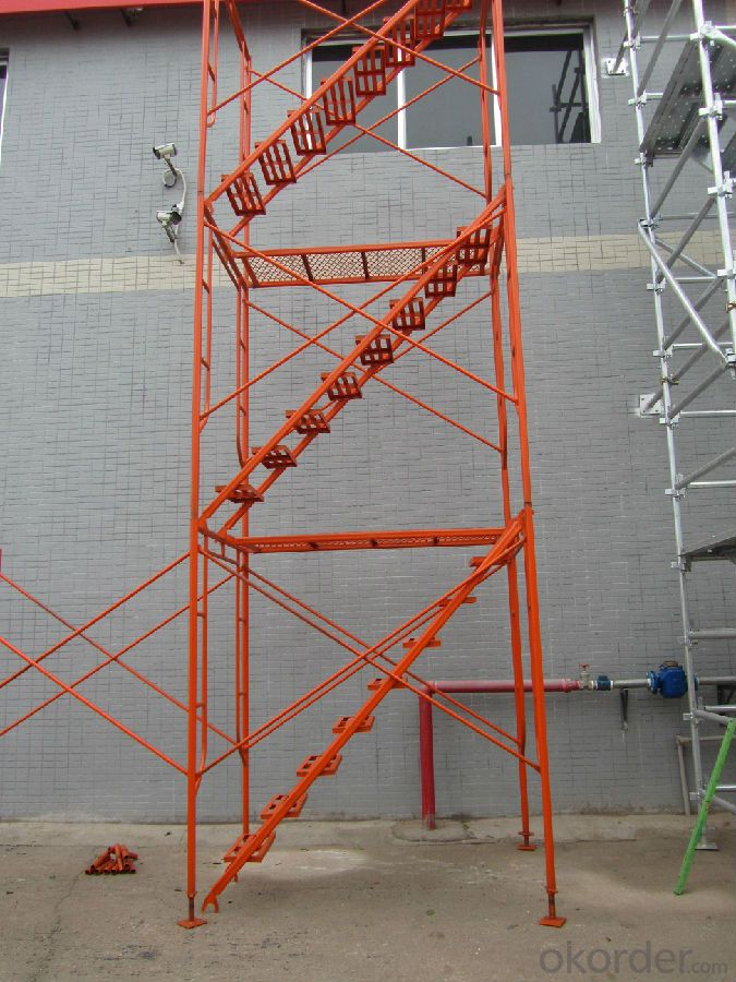 Scaffold Walk Board : Buy walk through scaffold frame scaffolding price
