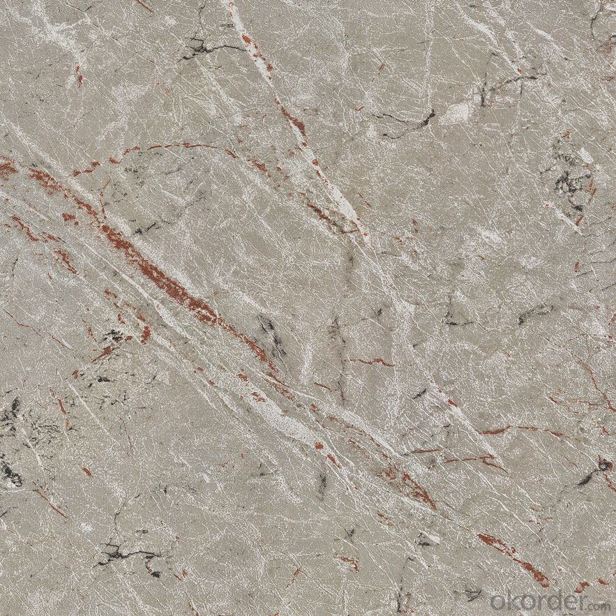 Glazed Tile 600600MM Full Polished Porcelain Tile from CNBM