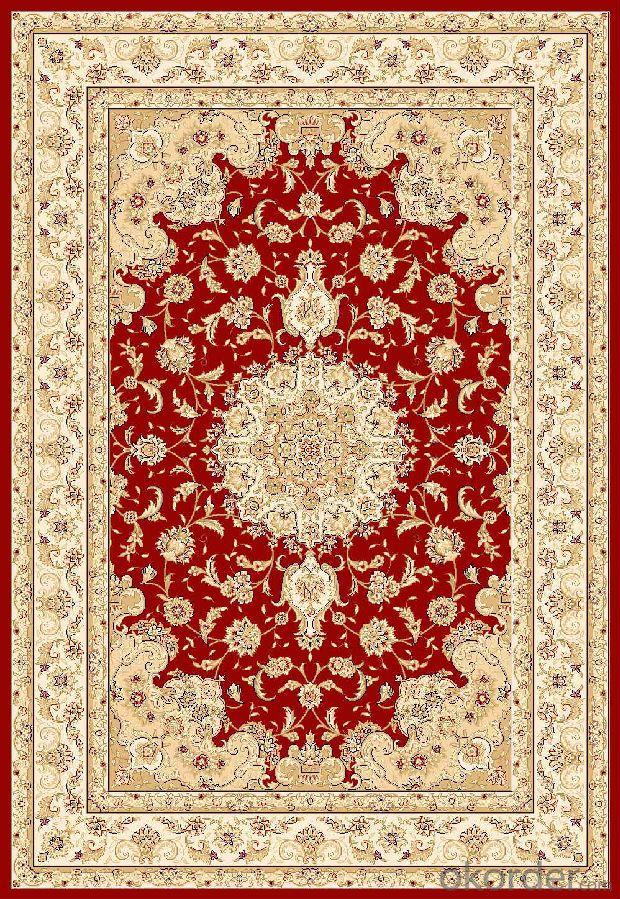 Different Designs Persian Rug Viscose Carpet