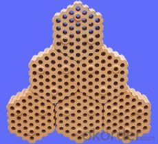 Low Creep High Alumina Checker CNBM Made in China