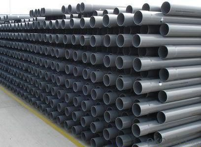 PVC Pipe Plastic Building Materials Made in China
