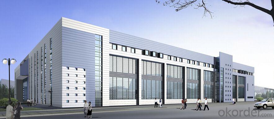 Buy Steel Structure Workshop Warehouse Building Design