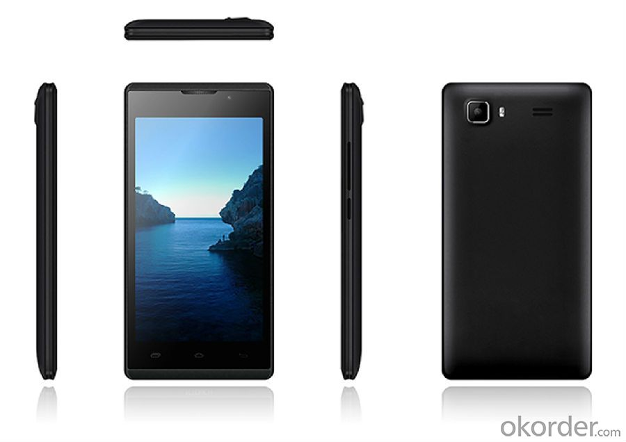 "Big Battery 5"" IPS QHD Quad-core Smartphone with Android 4.4"