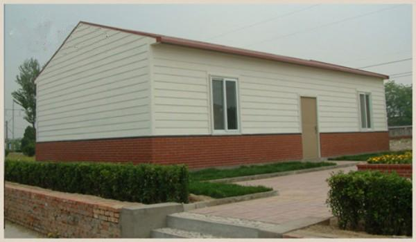 Sweet Design Prefabricated House For Apartments