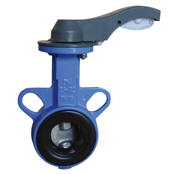 Ductile Iron Butterfly Valve Of Good Quality Made In China is C
