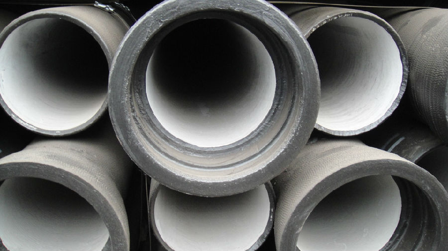 Ductile Iron Pipe For Water Project On Sale