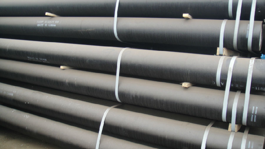 Ductile Iron Pipe With Competitive Price ISO2531/EN545