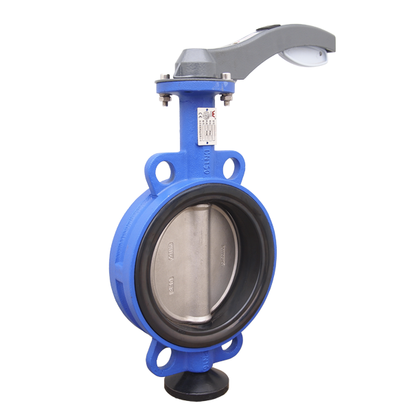 Ductile Iron Butterfly Valve On Sale Made In China