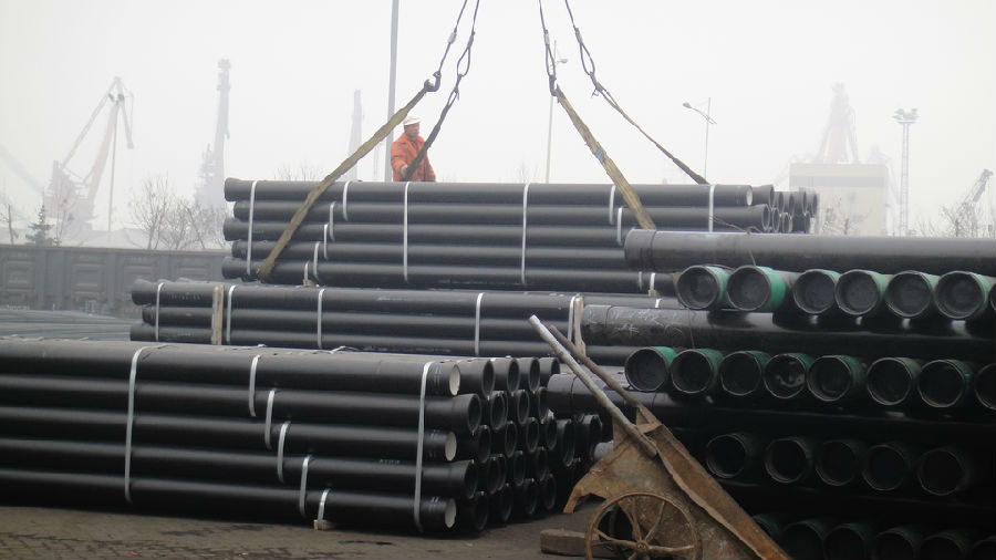 Ductile Iron Pipe For Water Project On Sale Made In China
