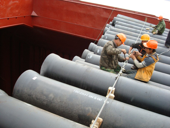 Ductile Iron Pipe For Water Project Good Quality