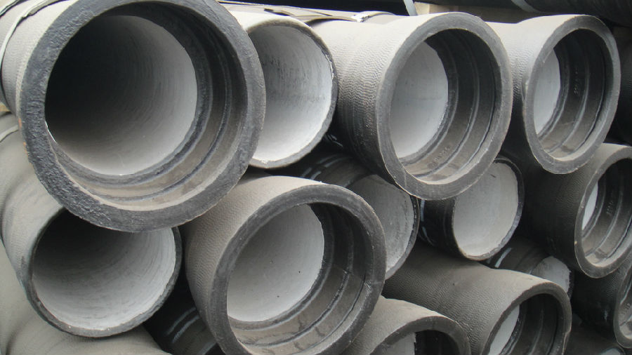 Ductile Iron Pipe For Water Project Made In China