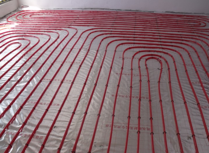 Heat Insulatiion Film for  Floor Heating  System