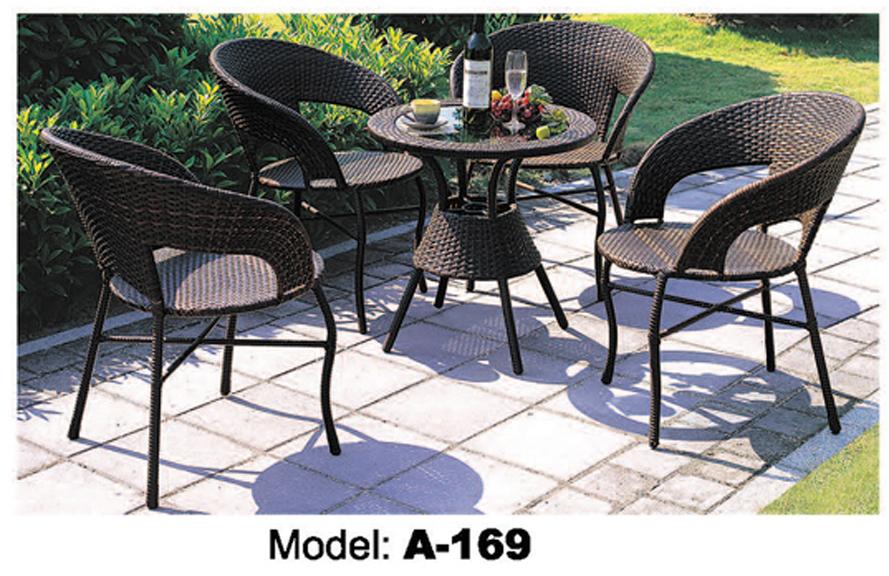 Send. Buy Hot sale Leisure garden Rattan Outdoor furniture A 167 Price