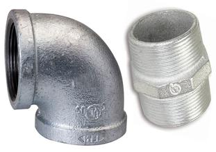 Malleable Iron Fittings Made In China Best Quality