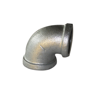 Malleable Iron Fitting Black and Galvanized from China Supplier