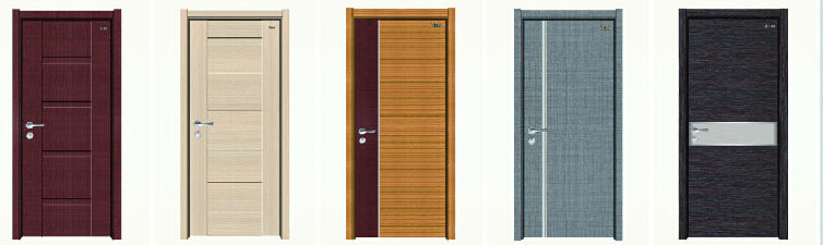 MDF Door with wing Open Style and 2 Panel