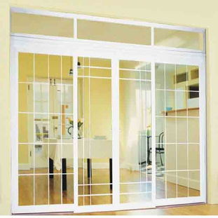 Double Sliding Window with Wind Resistance New Design