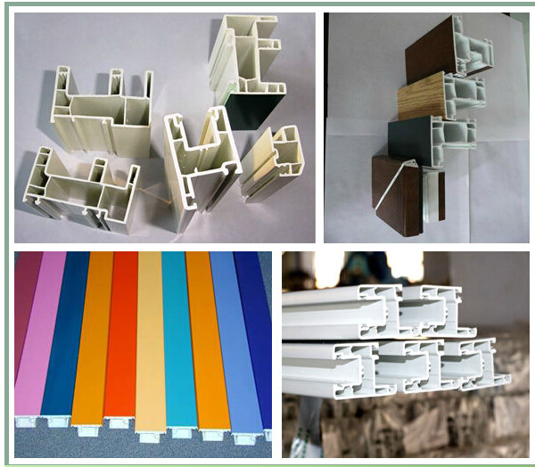 PVC UPVC Profile , Window and Door Frame Manufcaturer