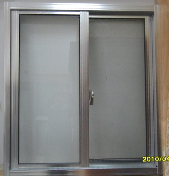 Aluminum Window and Door Factory Double Glass and Low E glass