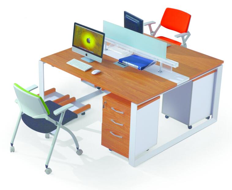 Hight Quality Wood Melamine/Glass Office Table/Desk CN3033