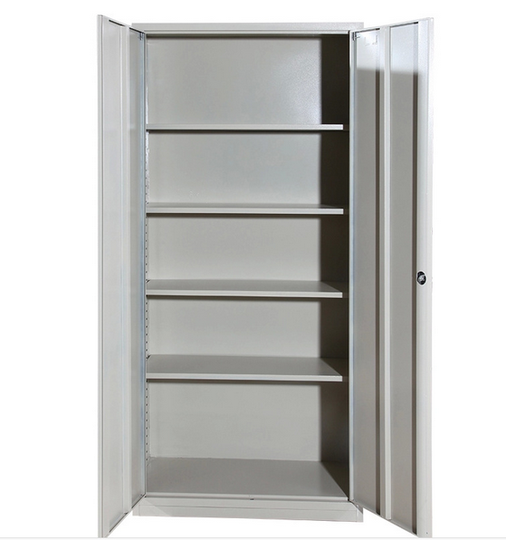 Locker Steel Cabinet Office Furniture Double Door with Drawer