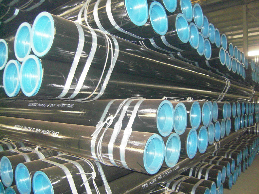 Seamless Pipe with High Quality ASTM A106/53