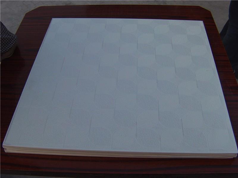 PVC facing Gypsum Board High Quality Good Price